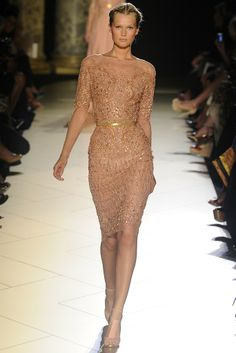 lovely...Elie Saab Fall Couture 2012 - Runway, Fashion Week, Reviews and Slideshows - WWD.com