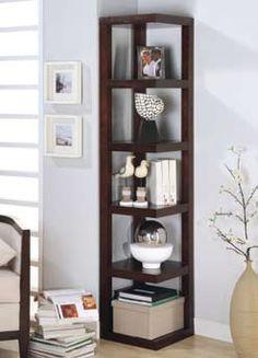 corner shelving unit basement living room for our home sweet rh pinterest com Corner Shelf Unit Kitchen Corner Shelf Unit