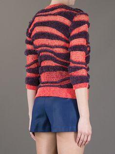 Kenzo - Raw knit sweater 4