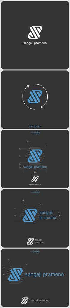 Sangaji Pramono's Logo