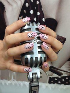 Love 60er Nails
