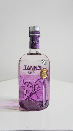 Tann's Gin Tasting
