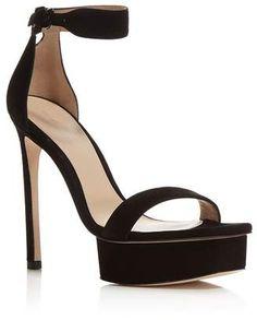 Stuart Weitzman Women's Backupplat Suede Platform High Heel Sandals #wedge Stuart Weitzman, Platform High Heels, Wedges, Ankle, Mens Fashion, Sandals, Casual, Shopping, Shoes
