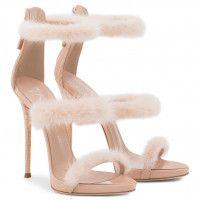 HARMONY WINTER - PINK - Sandals