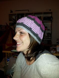 #häkelmütze #crochet #hat #ebook #mika by JolaVille <3
