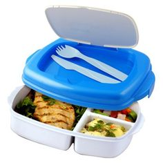 Stay Fit Lunch 2 Go Container