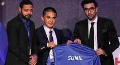 India national football captain Sunil Chhetri was the biggest earner at the inaugural Indian Super League (ISL) auction in Mumbai on Friday, going to Mumbai City FC for Rs 1.20 crore. Chhetri's team-mate at Bengaluru FC, central midfielder Eugeneson Lyngdoh, had become the ISL's first millionaire when was purchased by Pune FC for 1.5 crore from a base price of...  Read More