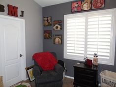 169 Best Sports Themed Nursery Images Boy Room