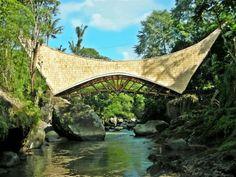 costruzioni bamboo - Bali