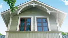 fönsterbågar gamla hus - Google-haku