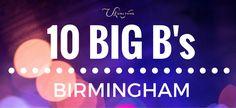 Our Big B list for your hen weekend in Birmingham #henparty #hendo #henweekend #hennight #henpartyweekend #hendoweekend #henpartyfun #henorstaghour #henhour #henpartyideas #hendoideas #funtimes #fun #goodtimes #goodvibes #weekend #Friday #fridayfeeling #Saturday #noworktomorrow #sundayfunday #birmingham #bham #brum #visitbirmingham