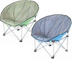 Double Folding Camp Chair - Home Furniture Design Home Furniture, Furniture Design, Round Back Dining Chairs, Folding Camping Chairs, Butterfly Chair, Camping Equipment, Chair Design, Happy Campers, Gold Jewellery