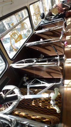 El Plan B: THE BICYCLE LIBRARY en LONDRES