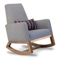 Grey Nursing Chair - Monte Design
