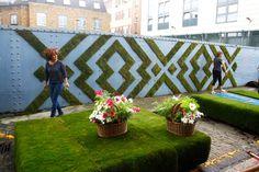 Make a moss graffiti yourself | Blog Benetton