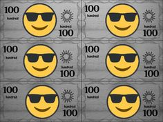 Classroom Cash- Emoji Theme Classroom Economy, Classroom Themes, Classroom Management, Emoji Decorations, Teacher Pay Teachers, School Stuff, Education, Onderwijs, Learning