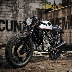 Honda CX500 by Portugal's LA Motors Got some photos of your Cafe Racer or Cafe Racer related accessories that you want us to feature? Get in touch with us, we'd love to hear from you. Tag us...