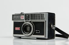 Kodak Instamatic 304 vintage camera.