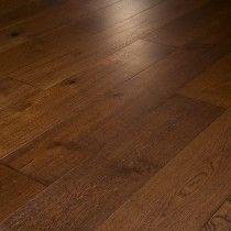 15 x 189mm 'Auburn' Oak Click Engineered Wood Flooring - Crown