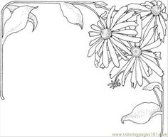 Aster 1 Coloring Page coloring page - Free Printable Coloring Pages