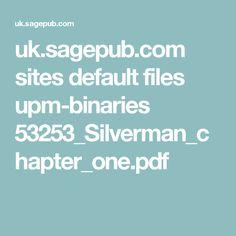 uk.sagepub.com sites default files upm-binaries 53253_Silverman_chapter_one.pdf