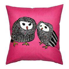 Ikea owl pillow