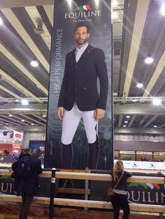 Fieracavalli Verona 2014 #equiline #equestrian #horse #clothing #clothes #rider #equipment