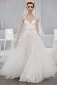 Monique Lhuillier 2015 Spring Bridal Collection