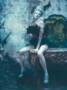 Paolo Roversi; Quando la fotografia di Moda diventa Arte