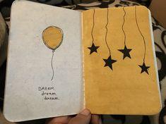 Yellow's my happy colour.  . . . .  #journal #bulletjournal #journalideas