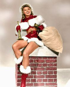 Vera-Ellen  She appeared in White Christmas with Bing Crosby, Danny Kaye and Rosemary Clooney.
