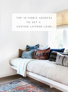 Roundup: Top 10 Designer Fabric Sources for that Perfectly... https://www.bloglovin.com/blog/post/3824139/4921983211 via @bloglovin