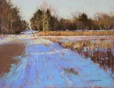 From the Easel of Barbara Jaenicke: Workshop Wrap Up - Terry Ludwig Pastels, Littleton, CO