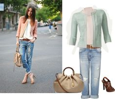 """""""so Saturday in spring!"""" by loucou on Polyvore"""