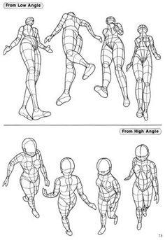 drawing character in perspective - Buscar con Google