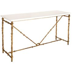 Brass is Back - Oly Studio Diego Console