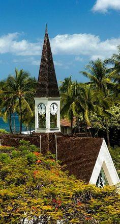 Church on Maui, Hawaii (by deminimis on Flickr)
