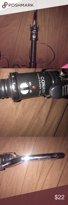 Hair accessory Conair curling iron medium small size conair Accessories