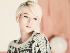 Ren Nu'est. HE IS TOO PRETTY. NO MAN SHOULD BE THAT PRETTY. NO MAN SHOULD BE PRETTIER THAN ME.