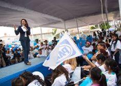 Encabezan gobiernos panistas economías exitosas; el Estado de México no será la excepción: Josefina Vázquez Mota