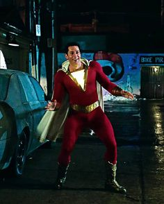 's official sneak peek picture Marvel And Dc Characters, Fictional Characters, Shazam Movie, Dr Fate, Captain Marvel Shazam, Justice League Aquaman, Dc Comics Heroes, Zachary Levi, Lex Luthor