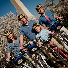 Bike and Roll DC - Included attraction on the Washington DC Explorer Pass!