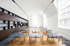 Gallery of The Old Library / BK. architecten + Stephanie Gieles Interieurontwerp + KREUK architectuur - 1