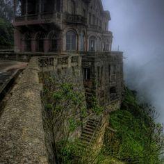 El Hotel del Salto - Colombia