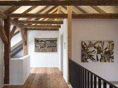 altes bauernhaus wird modernes wohngebaeude timber pinterest bauernhaus alter und scheunen. Black Bedroom Furniture Sets. Home Design Ideas