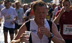 What to eat in the three days before running the London marathon This totally works before swimming a long race too.
