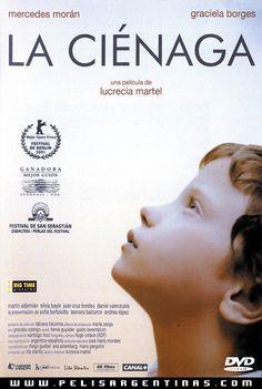 DVD CINE 2336-III - La ciénaga (2001) Arxentina. Dir.: Lucrecia Martel. Drama. Familia. Sinopse: dúas familias -unha de clase media urbana e outra de produtores rurais en decadencia- entrecrúzanse no sopor provinciano dunha Salta caótica e inmutable, onde nada sucede pero todo está a piques de estalar.