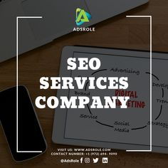 We have mastered the art of Search Engine Optimization (SEO). In addition, our SEO Services can be tailored to meet individual needs.  Call us today for FREE Consultation on +1 (972) 694-9090 or simply visit our website: www.adsrole.com.  #AdsRole #SEO #DigitalMarketing #OnlineMarketing #SEO Agency Top Digital Marketing Companies, Advertising Services, Social Media Marketing, Online Marketing, Local Seo Services, Companies In Usa, Seo Agency, Free Quotes, Mobile Marketing