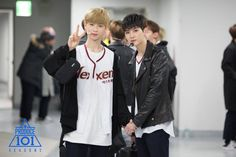Justin and Ren
