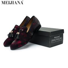 casual Brand breathable fashion spring comfortable men loafers